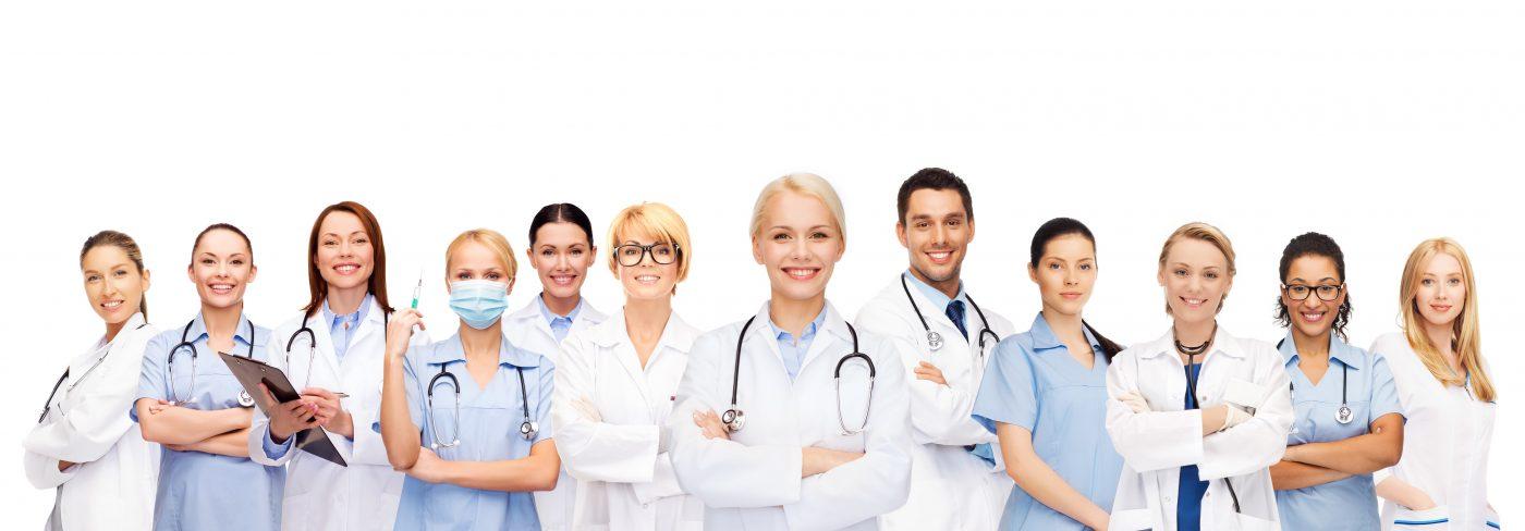 Ärzteteam für die Thüringer Landärzte Praxis