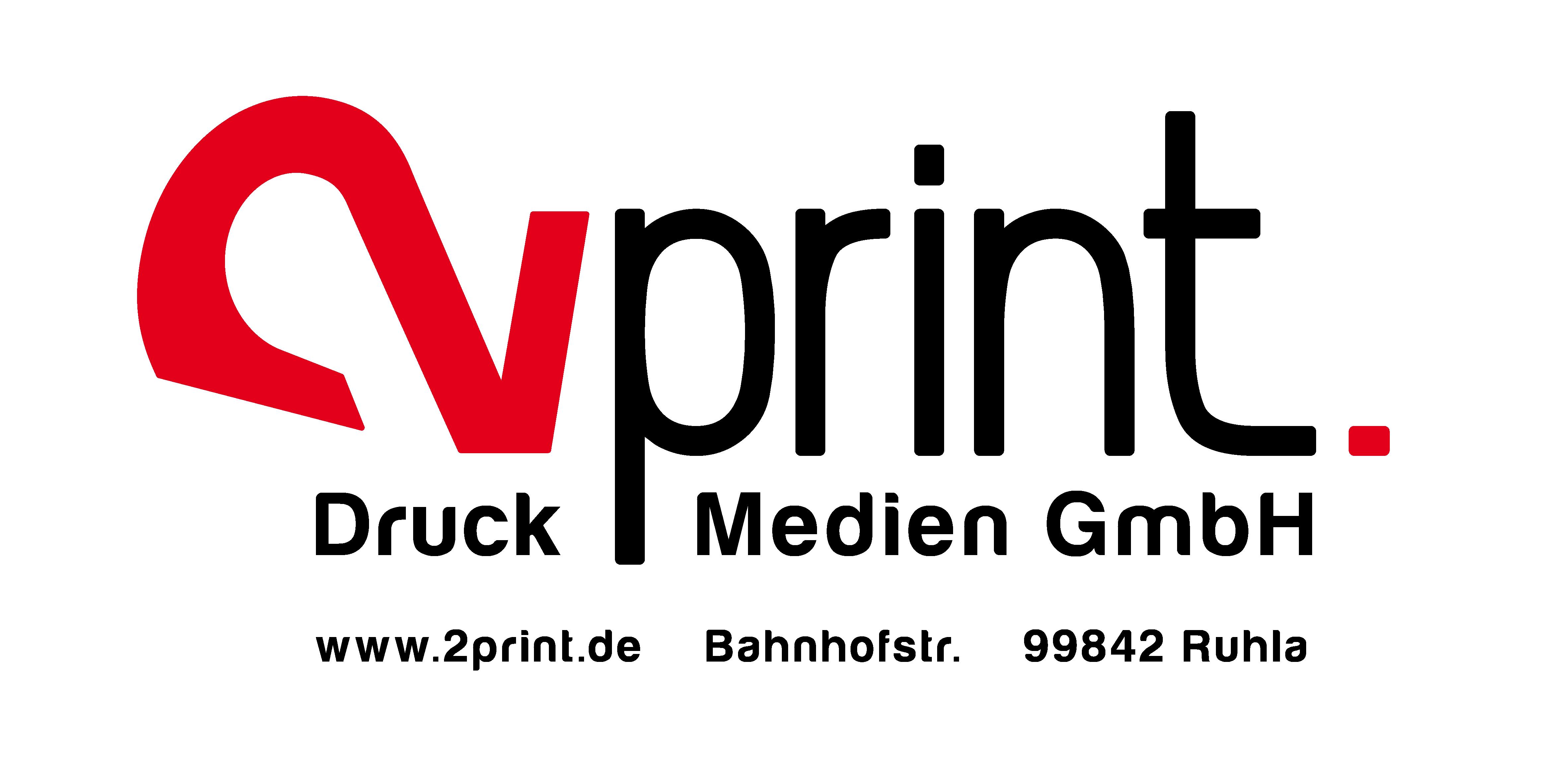 Logo 2print Druck und Medien GmbH