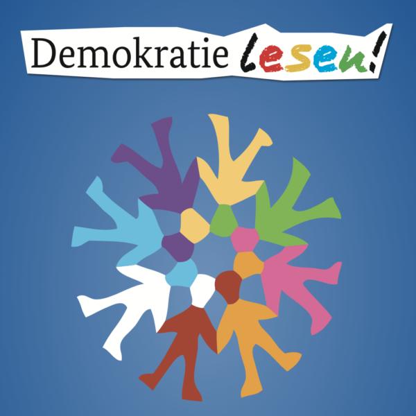 Demokratie lesen ist eine Aktion im Wartburgkreis für Bibliotheken.